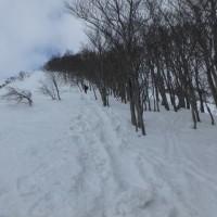 越前大日山(越前甲)(1319.7m)、加賀大日山(1368m)
