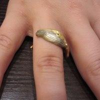 ♪♪ クジラのリング(指輪)...
