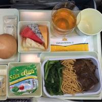 ベトナム航空機内