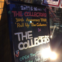 2017.6.16 THE COLLECTORS@柏 Thumb Up