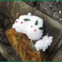 ようやく、「雪」おさまる