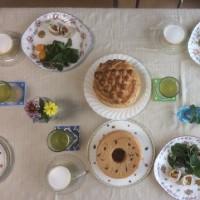ライ麦入りデコレーションサンド・サワー種のライ麦パン・・・パン上級レッスン