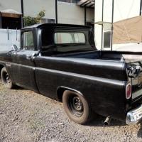 Chevrolet Apache 10 pickup 1960��2�ʽŤͤΥե��Ȥ���Ѥ������ܥ졼 ���ѥå�