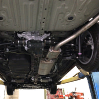 エスティマのエンジンオイルを替えました。。