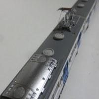 KATO製103系ATC車の屋根を塗り分ける #10-911仙石線色タイプ(その1かな?)