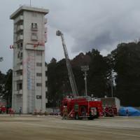 平成29年松戸市消防出初式