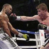 「 WBC・WBAスーパーウェルター級王座統一戦!」