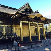 上野東照宮と動物園