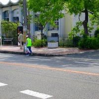 6月24日(土) せいだんクラブバス停清掃