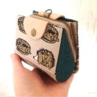 新作のお財布たち