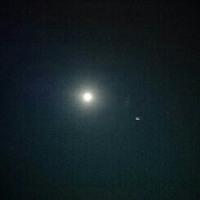 星が綺麗な夜ですよ。