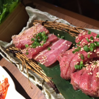 お肉のバラ園でガルルガルルと肉喰らう in 焼肉433