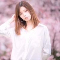桜ポートレート