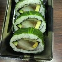 北釧鯖の高菜巻き