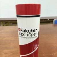 楽天オープンテニス2016のお土産