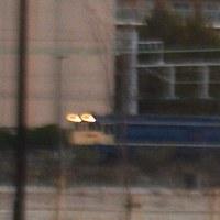 EF65-2139 夕闇を走る