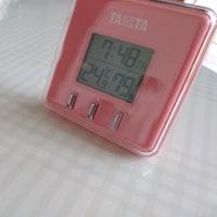 室温24.9℃ 涼しい