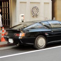 Renault Alpine V6 GT / V6 Turbo 1985-��A310�������礭���ʤä���Ρ� ����ԡ��� V6 ������