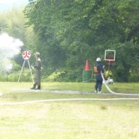 第11回西脇市消防団第7分団実践操法大会