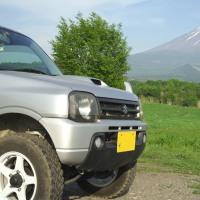 富士でキャンプ