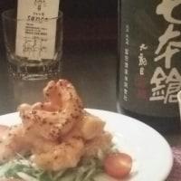 日本酒と中華