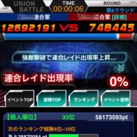 連合戦! 第6ラウンド