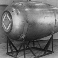 冷戦時代の核兵器が海中に?      カナダ