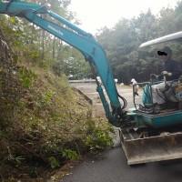 支障木伐採デー 今年一番のガンバッタデ賞