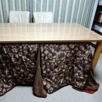 テーブル型こたつ 10978