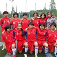 U15東海リーグ 初戦 (藤枝順心SC)