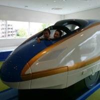 こぱんさんの親子遠足(鉄道博物館)