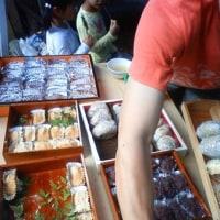 山菜パーティ (5月6日)