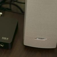 CREATIVE  USB sound blaster music premium HD r2