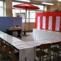 高校の文化祭お茶会、楽しかったな♪