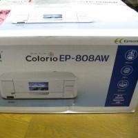 プリンター EP-808AW 購入