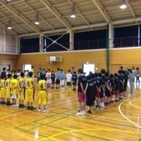 練習試合in藤岡
