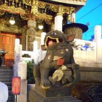 関帝廟参詣と中国獅子舞の夕べ