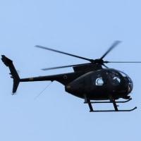 観測ヘリコプターOH-6