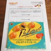 ブルボン  パレットアートチョコレート ブロンドミルク 【当選】