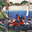 【ニセコ屏風絵続報。蝦夷地・義経≦琉球・為朝?】