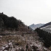 ドッキリ!雪解け道 in 秩父