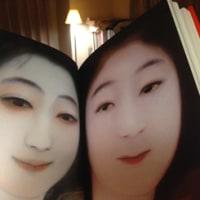 春で朧の京都で、溝口健二の時代考証を担当した甲斐庄楠音の絵を見る