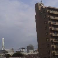 2017/6/29(木) 午前8時前札幌の空模様
