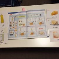 【PFクラス/小学1〜3年生初級クラス】I know!/マヨネーズの作り方。