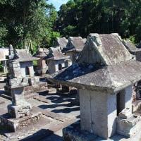 小松帯刀の墓(園林寺跡)その2