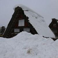 世界遺産・雪降る白川郷 20