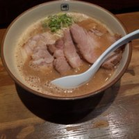 大阪市北区「麺や輝 中津店」ホテルが決まったときから訪問は決まっていた