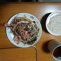 今日の夕食(^^)