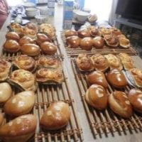 パン基礎コース…クリームパン、ベーコンチーズロール
