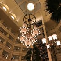 ディズニーランドホテルは中もすごい!